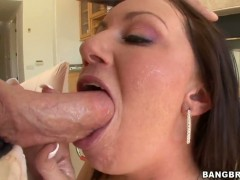 Valerie Luxe is not a whore but a porn diva who loves cock juice so much
