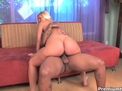 Alex Love makes her sex dreams a reality with hot dude