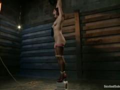 Mark Davis dominates over hot ass Audrey Rose